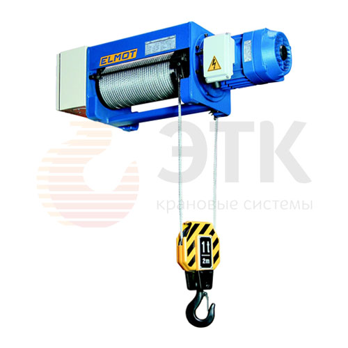 Таль электрическая канатная ЭЛМОТ VAT - 1
