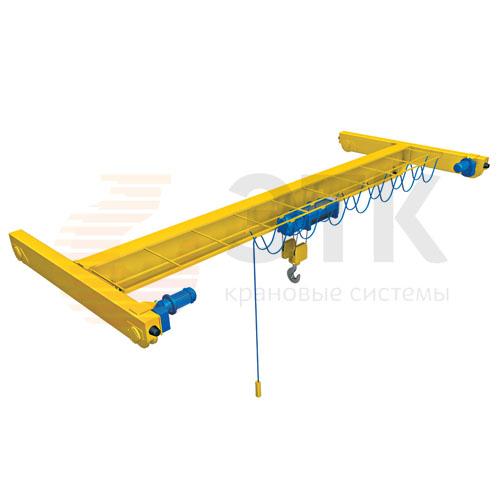 Однобалочный мостовой кран Podem - 1