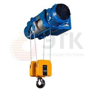Таль электрическая канатная стационарная PODEM MT/M - миниатюра фото 2