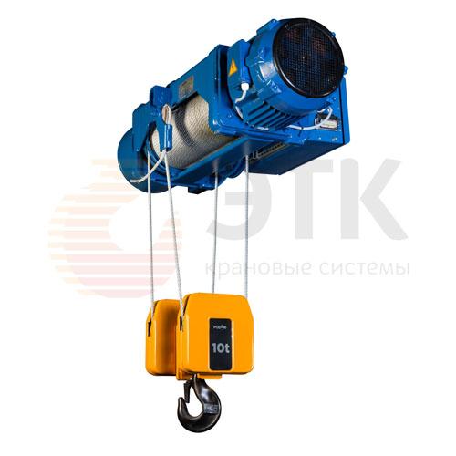 Таль электрическая канатная стационарная PODEM MT/M (Подемкран) - 1