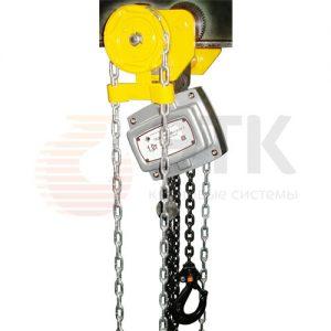Таль ручная цепная передвижная СВПК ТРШБМ - миниатюра фото 2