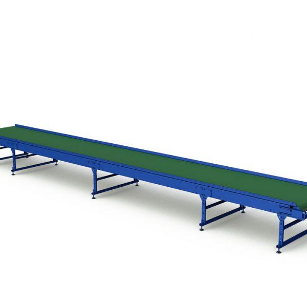 Горизонтальный ленточный конвейер - 2