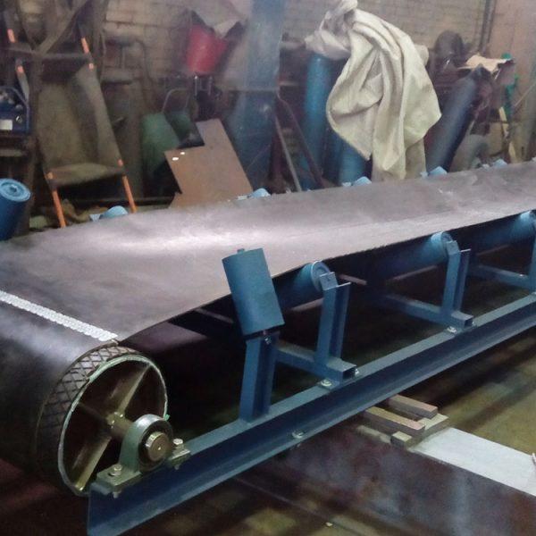 Желобчатые ленточные конвейеры - 6