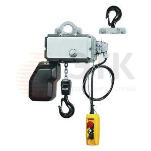 Электрическая цепная стационарная таль (электроталь)