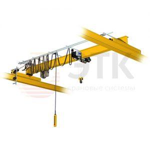 Электрические опорные мостовые краны