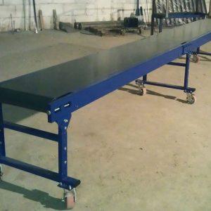 Ленточный конвейер для легких грузов - миниатюра фото 3