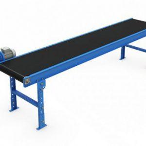 Ленточный конвейер для легких грузов - миниатюра фото 2