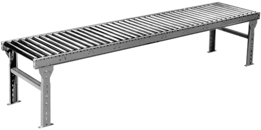 Рольганги неприводные и приводные — роликовый конвейер - 5