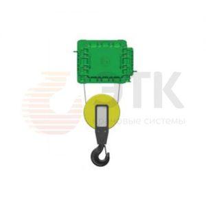 Таль электрическая канатная стационарная Балканское Эхо ВМТ ВЗИ - миниатюра фото 2