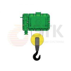 Таль электрическая канатная стационарная Балканское Эхо ВТ01/ВТ02/ВТ17/ВТ35 ВЗИ - миниатюра фото 2